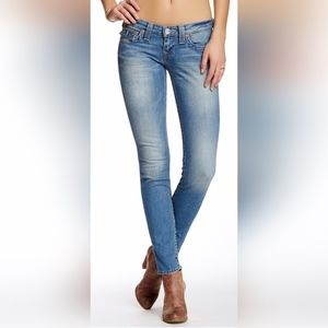 💕Just In 💕 True Religion Julie Skinny Jeans